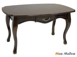 Столы и столики - Стол журнальный Элит в цвете Орех, 0