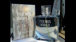 Парфюмерия - ТУАЛЕТНАЯ ВОДА FRIENDS WORLD FOR HIM 33384, 0