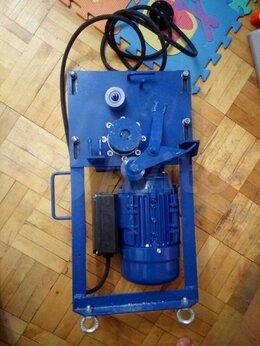 Грузоподъемное оборудование - Перепускная веревочная лебедка, 0