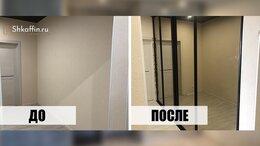 Шкафы, стенки, гарнитуры - Встроенный шкаф купе в прихожей, 0