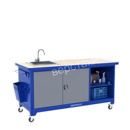Мебель для учреждений - Верстак KronVuz TBW 220–M1-K2, 0