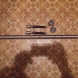 Турники и брусья - Турник раздвижной, межпроёмный, СССР 64-85 см, 0
