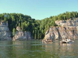 Экскурсии и туристические услуги - Активный отдых по реке Вишера/Сплав, 0