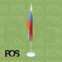 Флаги и гербы - флагшток, 0