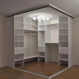 Шкафы, стенки, гарнитуры - Мебель на заказ, шкафы-купе, гардеробные, кухни, 0