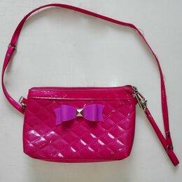 Сумки - Детская темно - розовая сумка - VITACCI для девочки , 0