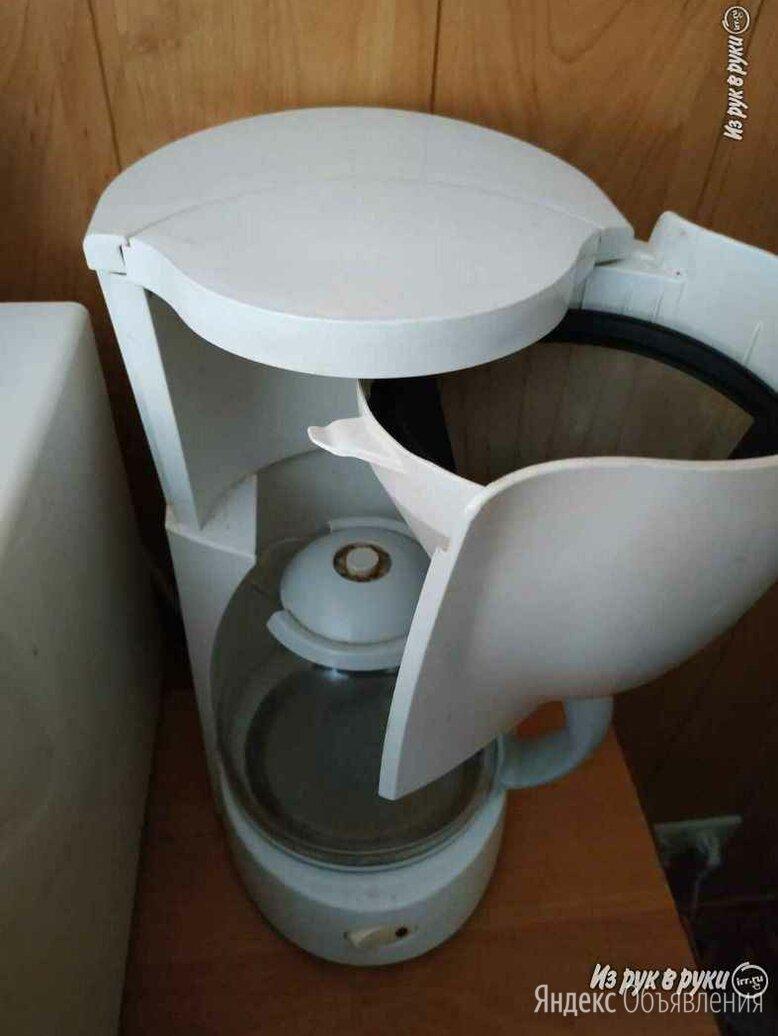 удобная кофеварка по цене 600₽ - Кофеварки и кофемашины, фото 0