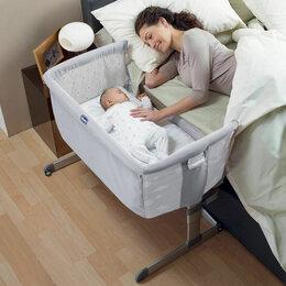 Колыбели и люльки - Детская кроватка люлька Chicco Next2me , 0