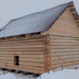 Готовые строения - Баня из бревна 4х6, 0