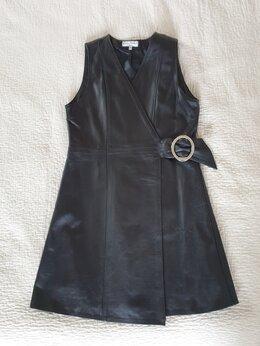 Платья - Платье из натуральной кожи р.44-46 (новое), 0