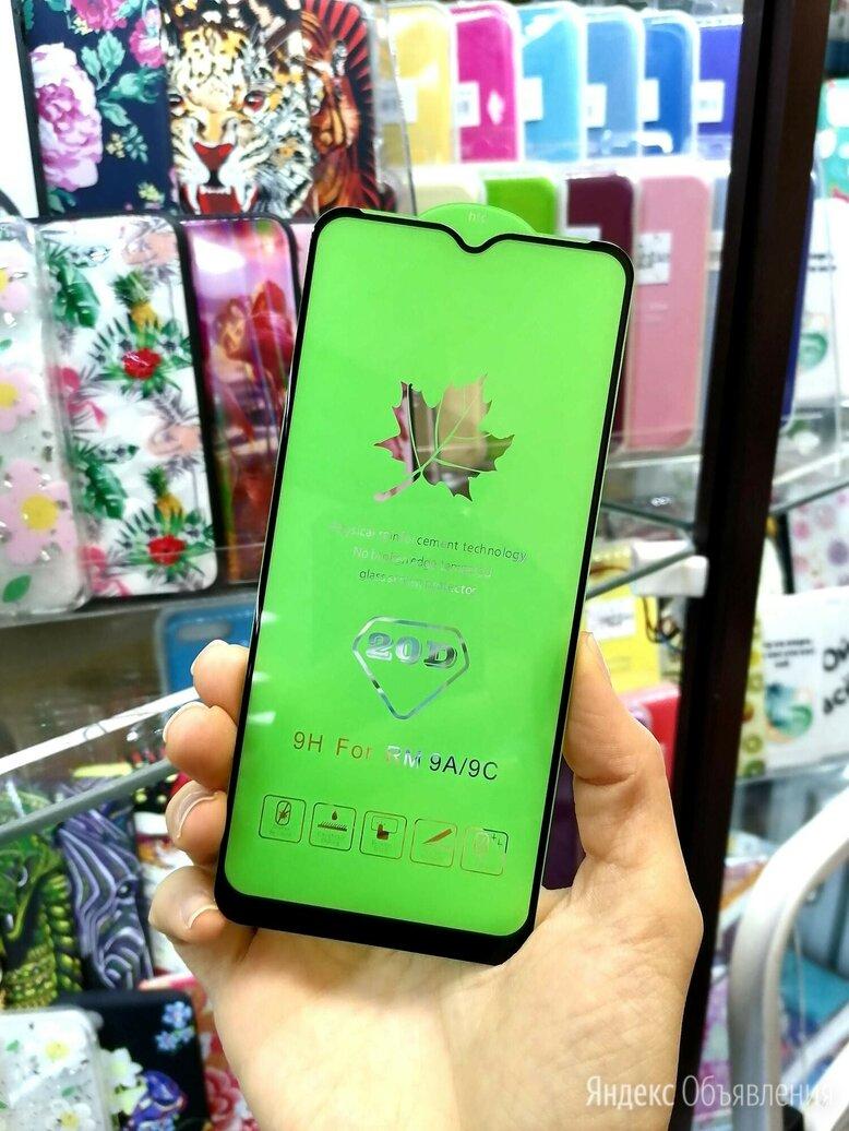 Защитное стекло на Xiaomi Redmi 9C, 9A по цене 300₽ - Защитные пленки и стекла, фото 0