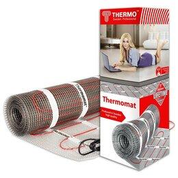 Электрический теплый пол и терморегуляторы - Нагревательный мат Термомат TVK-130 0,6м.кв. , 0