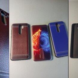 Чехлы - Чехлы(комплектом,3шт) Redmi 8 Note Pro, 0