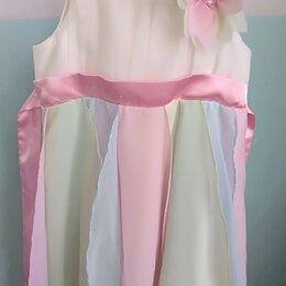 Платья и сарафаны - Нарядное платье на девочку. Цветок. , 0