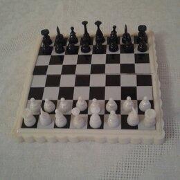 Настольные игры - Шахматы карманные, 0