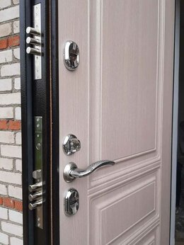 Входные двери - Входные металлические двери с терморазрывом, 0