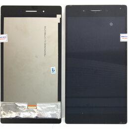 Запчасти и аксессуары для планшетов - Дисплей в сборе с тачскрином для Lenovo Tab 3…, 0