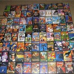 Игры для приставок и ПК - Картриджи для приставки Сега (Mega Drive), 0
