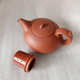 Заварочные чайники - Чайник заварочный глиняный 900мл, 0