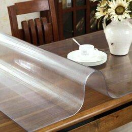 Рукавицы, прихватки, фартуки - Гибкое стекло рифленое ш.60см, толщ. 2мм, 0