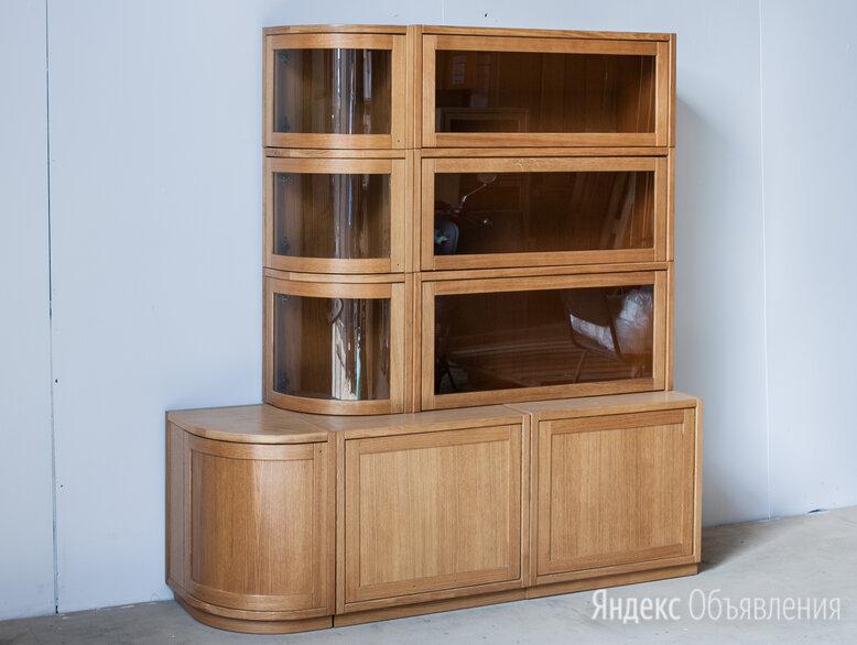 Книжный шкаф, стеллаж (модульный набор) из дуба по цене 40000₽ - Шкафы, стенки, гарнитуры, фото 0