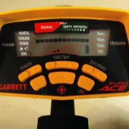 Металлоискатели - Garrett ACE-350 Euro., 0