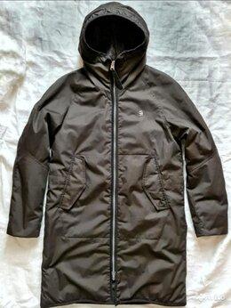 Куртки - 204 G-Star Raw Strett Hooded Parka, 0