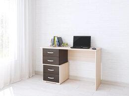 Компьютерные и письменные столы - Стол письменный Сити-2 венге 💥0006💥, 0