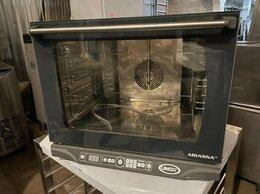 Жарочные и пекарские шкафы - Печь конвекционная UNOX XFT 135, 0