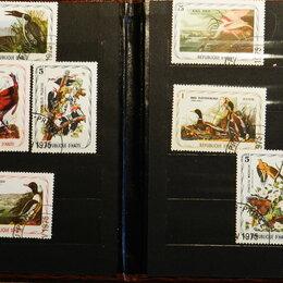Марки - Почтовые зарубежные марки, 0