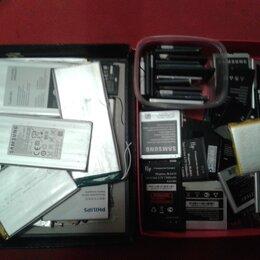 Аккумуляторы - АКБ Б/у., 0