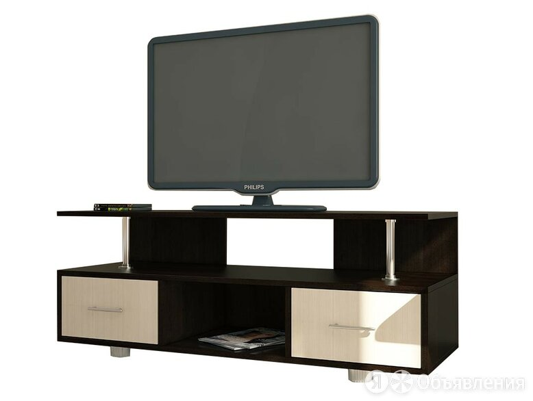Новая светлая тумба ТВ от производителя по цене 5100₽ - Тумбы, фото 0