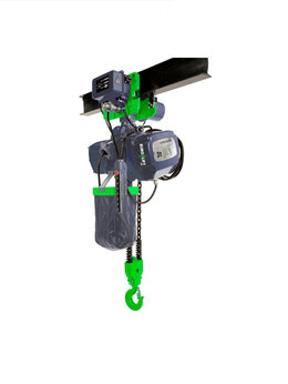 Грузоподъемное оборудование - Таль цепная электрическая г/п 3,2т в/п 6м, 0