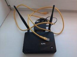 Оборудование Wi-Fi и Bluetooth - Zyxel Keenetic Giga II, 0