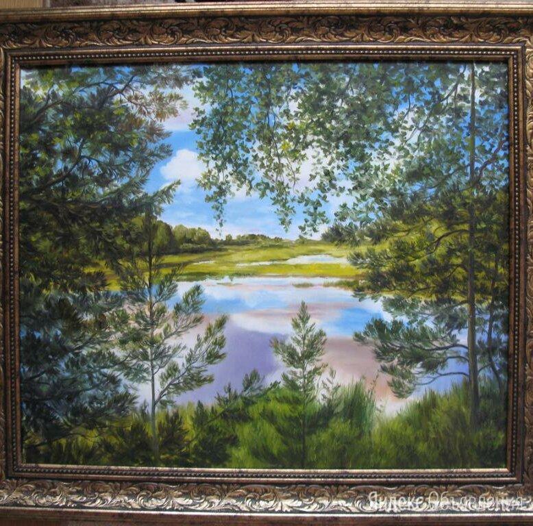 Природное окно 2. 50х60см по цене 12500₽ - Картины, постеры, гобелены, панно, фото 0