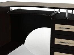 Компьютерные и письменные столы - Компьютерный стол Мебелайн-54 (системный блок…, 0