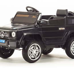 Электромобили - Детский электромобиль MotoLand (Мотолэнд) E005 black (2020), 0