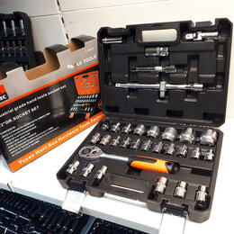 Наборы инструментов и оснастки - Набор инструментов GS-TLB 32 предмета для авто и дома, 0