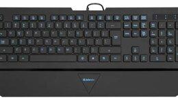 Клавиатуры - Клавиатура Defender Oscar SM-660L Pro RU черный, 0