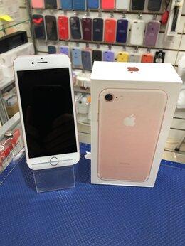Мобильные телефоны - iPhone 7 32GB Rose Gold б/у, 0