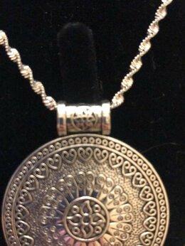 "Кулоны и подвески - Кулон- оберег ""Ожерелье Клеопатры"" серебро 925, 0"