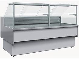 Холодильные витрины - Нейтральная витрина Полюс Carboma Bavaria 2…, 0