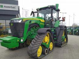 Спецтехника и навесное оборудование - Трактор John Deere 8RX 410, 0