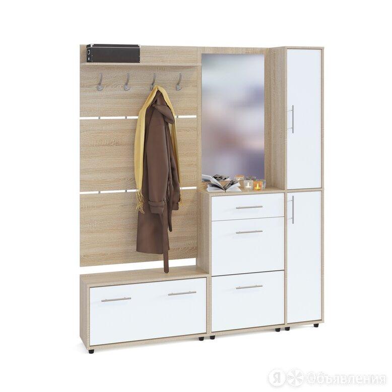 Модульная прихожая  (ВШ-3.1 + ТП-3 + ТП-4 + ПЗ-4) по цене 29990₽ - Мебель для кухни, фото 0