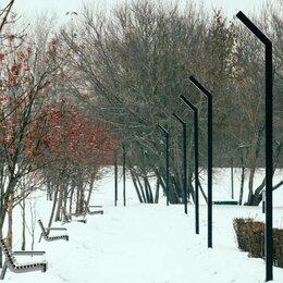 "Уличное освещение - Опоры уличного освещения фонарный столб Solar-Led Стандарт ""ST45-H4-50W L"", 0"