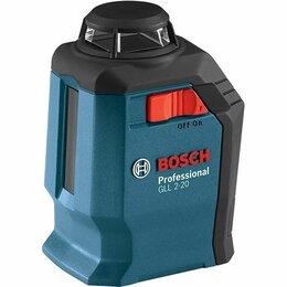 Аксессуары, комплектующие и химия - Нивелир Bosch GLL 2-20 + BM3 0.601.063.J00, 0