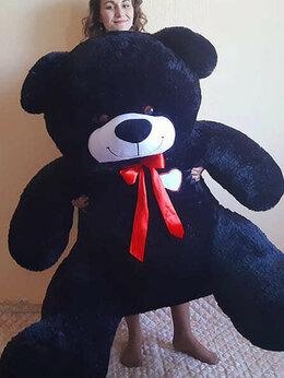 Мягкие игрушки - Плюшевый мишка 190 см Черный, 0