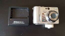 Фотоаппараты - Фотоаппарат Nikon Coolpix 5900, 0
