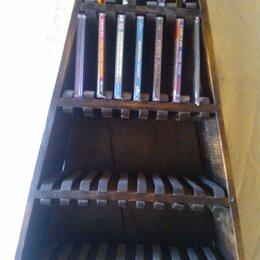Полки, стойки, этажерки - Стильная деревянная полка с резьбой, ручная работа, 0