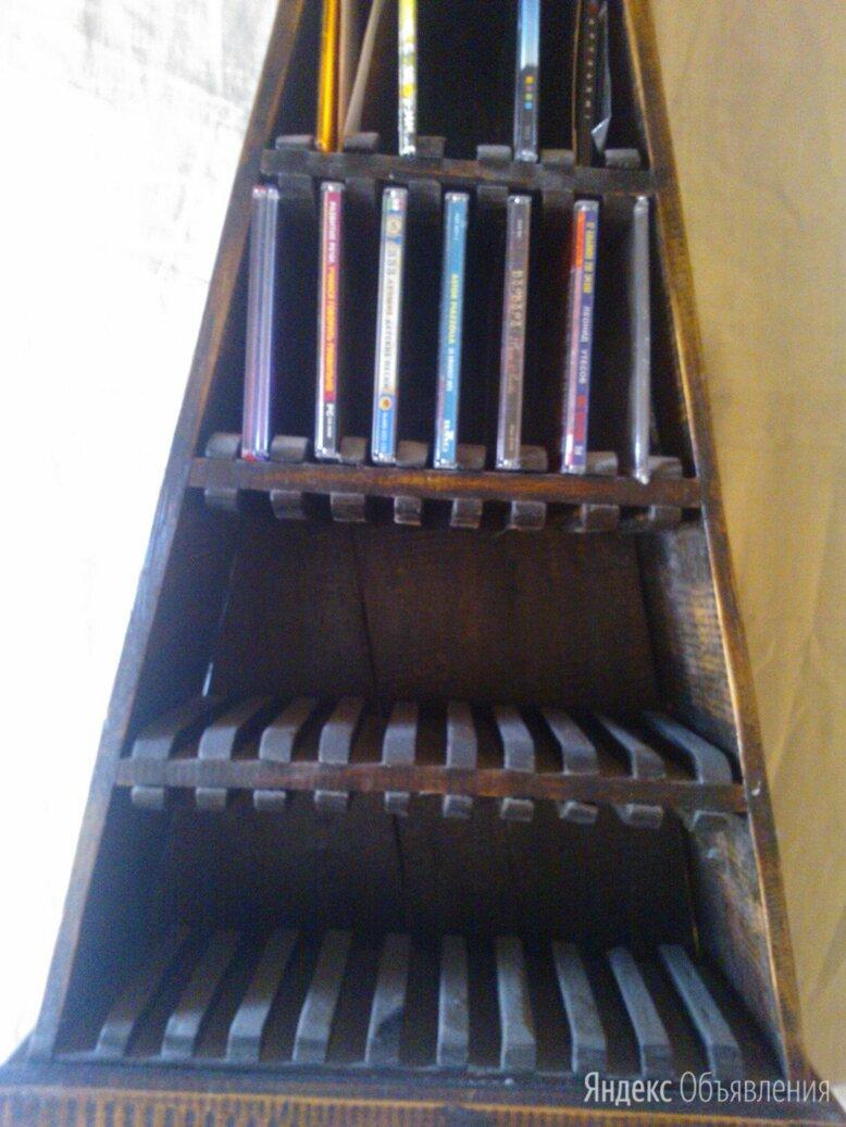Стильная деревянная полка с резьбой, ручная работа по цене 8000₽ - Полки, шкафчики, этажерки, фото 0